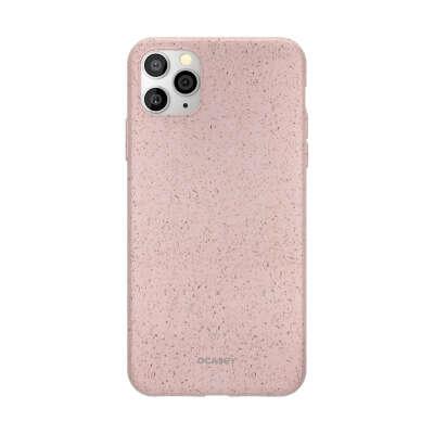 Эко-чехол Ocasey для iPhone 11 Pro Max, розовый