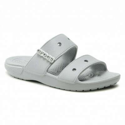 Шлепанцы CROCS - Classic Crocs Sandal 206761 Light Grey
