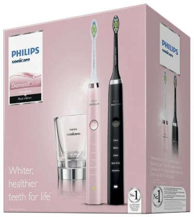 Звуковая зубная щетка Philips Sonicare