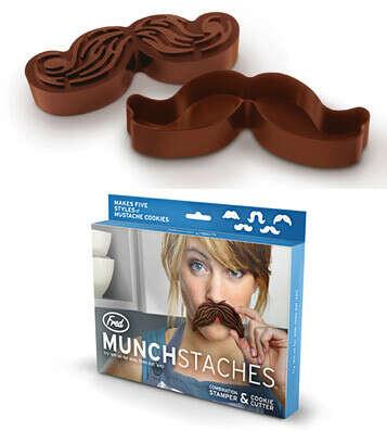 Формы для печенья Munchstache