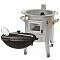 Печь газовая для казана 12 литров (8,5 кВт пропан) купить в Москве, цены в каталоге