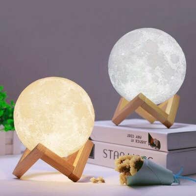 Luna™ - Moon Light Lamp