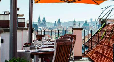 Побывать в Праге