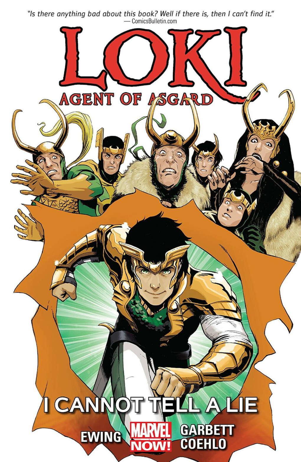 Loki: Agent of Asgard (том 2 и 3)