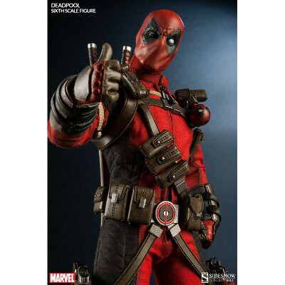 Дэдпул от Sideshow Collectibles