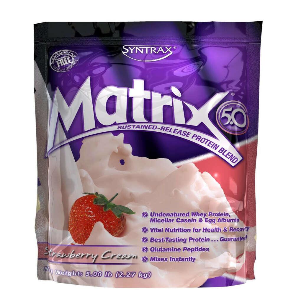 Whey Syntrax Matrix 1-2кг
