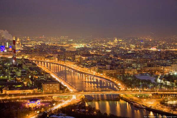 Переехать в Москву