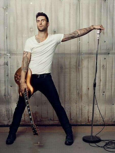 Сходить на концерт Maroon 5