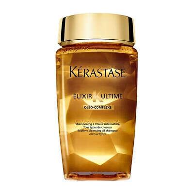 Kérastase ELIXIR ULTIME Sublime Cleansing Oil-Enriched Shampoo 250ml