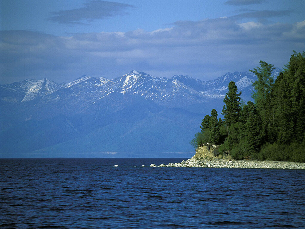 Побывать на озере Байкал