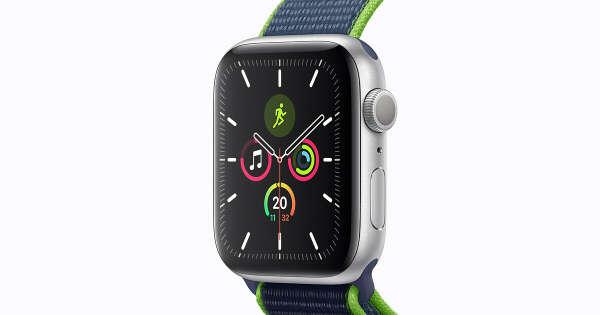 Купить AppleWatch Series5