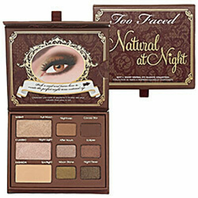 Sephora: Too Faced : Natural At Night Sexy & Sultry Neutral Eye Shadow Collection   : eyeshadow-palettes