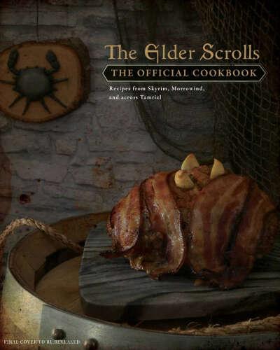 Кулинарная книга The Elder Scrolls