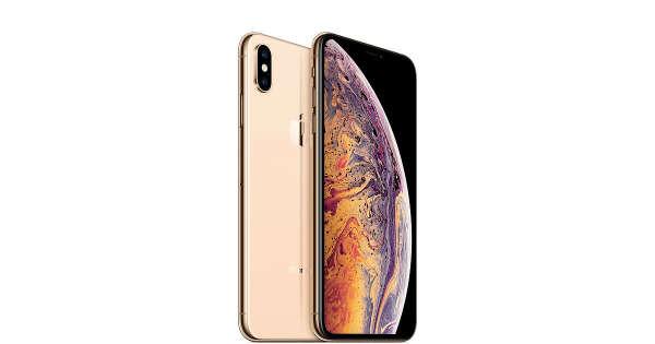 iPhoneXSMax, 512ГБ, золотой