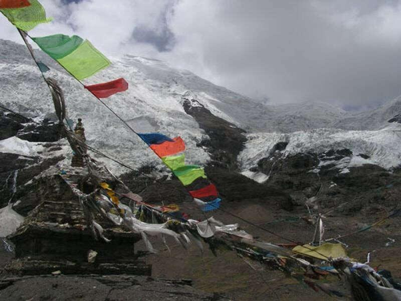 Поехать на Тибет с фотоаппаратом и парой друзей