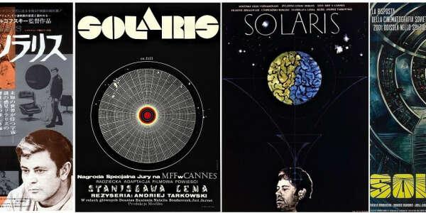 """Film Poster: """"Solaris"""""""