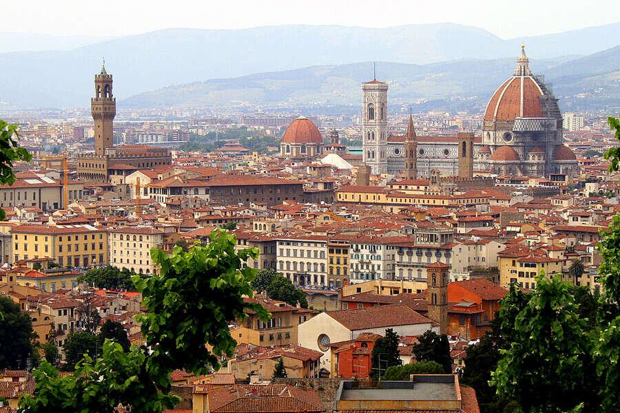 Побывать во Флоренции