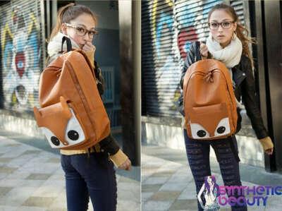 Рюкзак с совой