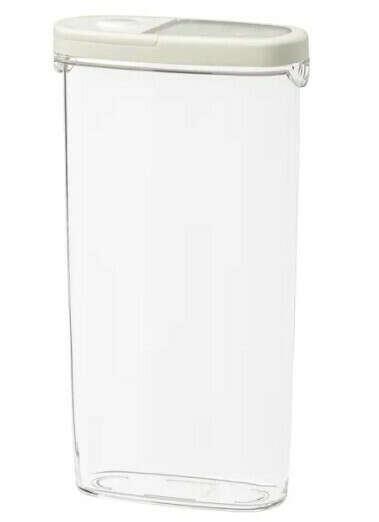 Контейнер+крышка д/сухих продуктов 2,3 литра