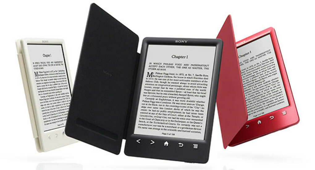 Электронная книга Sony Reader