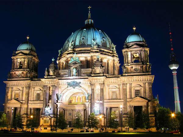 Съездить в Берлин.