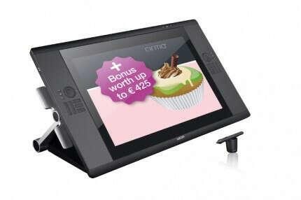 Cintiq 24HD touch   Wacom eStore - official Onlinestore