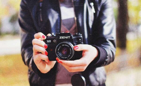 Научиться фотографировать на пленочный фотоаппарат