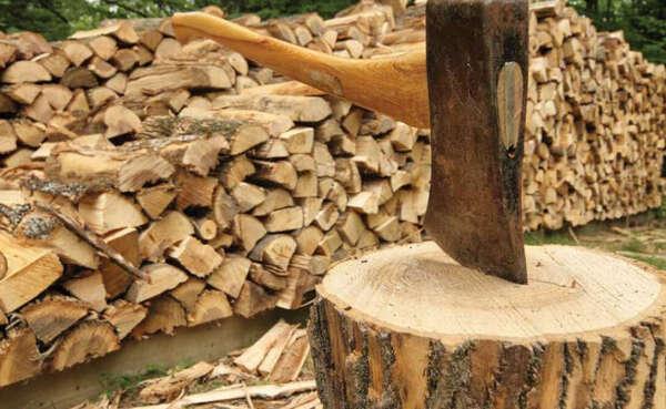 Нарубить дров