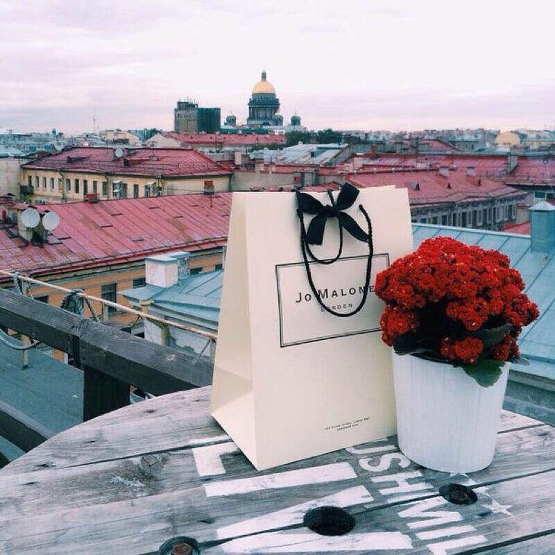 На крышу Питера