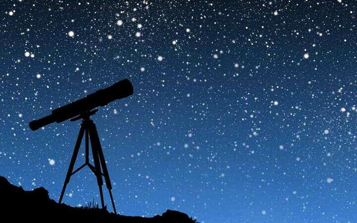Посмотреть в телескоп на звезды
