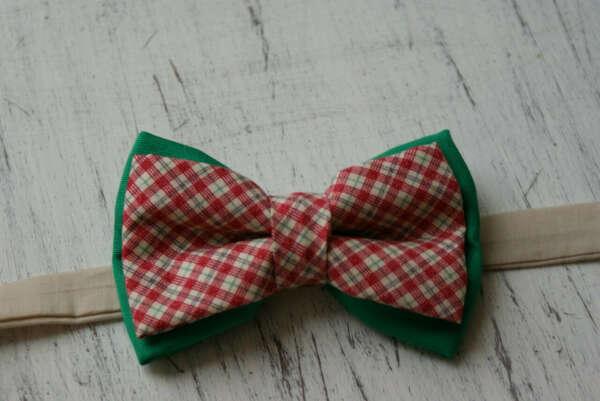 Сшить галстук-бабочку