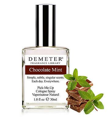 Духи Demeter Шоколад с мятой
