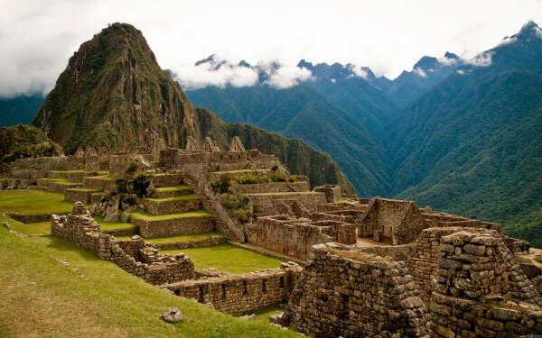 Побывать в Перу