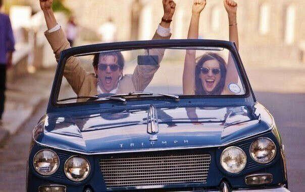 Хочу путешествовать на машине