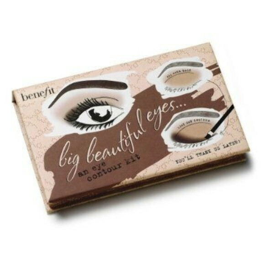 Benefit. Big beautiful eyes palette