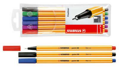Капиллярные ручки