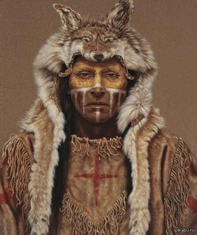 Знакомство с шаманом