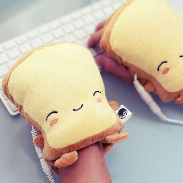 USB-грелки для рук