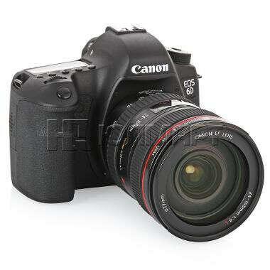 зеркальный фотоаппарат Canon EOS 6D Kit EF 24-105mm IS USM F4L Black