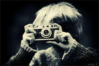 У меня есть зеркальный фотоаппарат