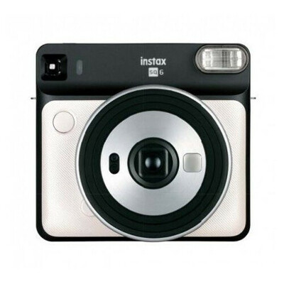 """Фотоаппарат """"Instax SQ 6 Pearl White EX D"""""""