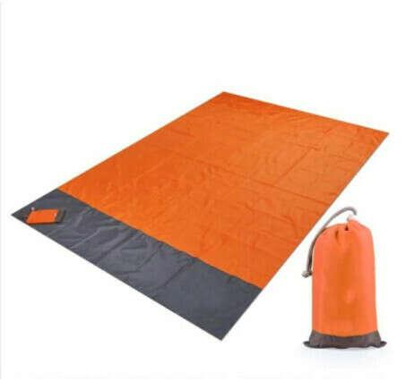 Лёгкое одеяло для пикника