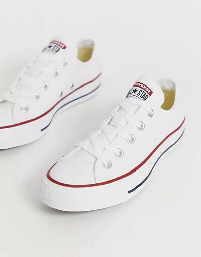 Белые кеды Converse Chuck Taylor All Star (размер по длине стельки 24,5)