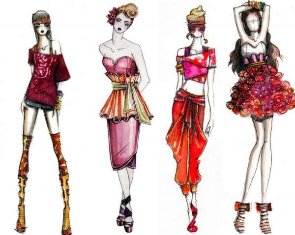 Стать дизайнером одежды