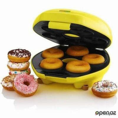 машину делающая пончики
