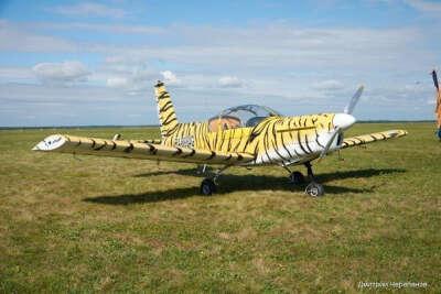 Полёт на пилотажном самолёте