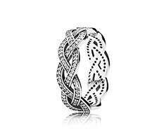 кольцо от Pandora