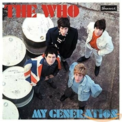 The Who. My Generation (LP)