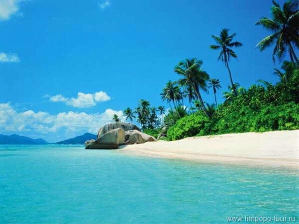 Сейшельские острова - это рай