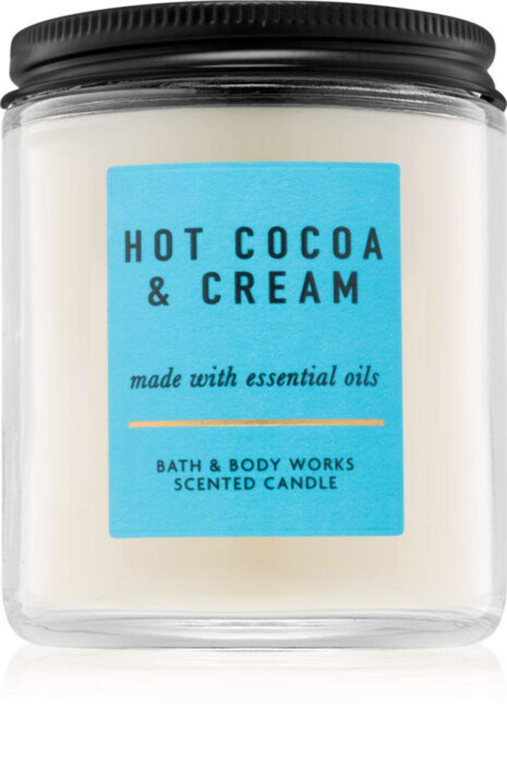 Bath & Body Works aroma candle